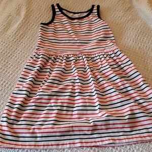 5T, Carter's red/white and blue dress